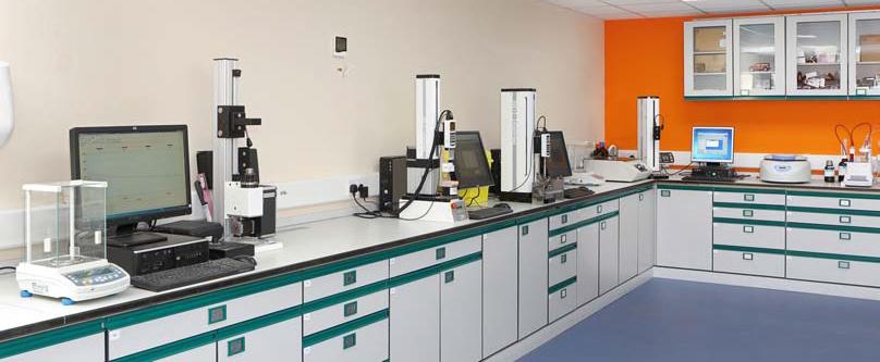 MET Testing Laboratory Setup Equipment